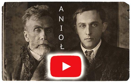 """Film o wystawie """"Anioł i syn. 30 lat dialogu Stanisława i Stanisława Ignacego Witkiewiczów"""