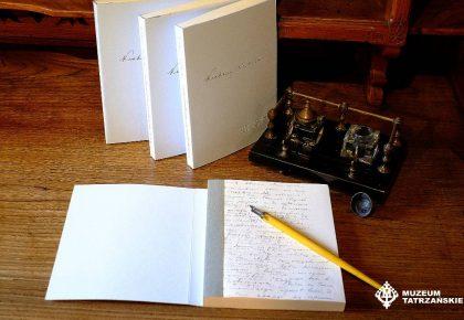 Kochany wujaszku – zapraszamy do lektury nowego wydawnictwa Muzeum Tatrzańskiego w Zakopanem i Muzeum Józefa Piłsudskiego w Sulejówku