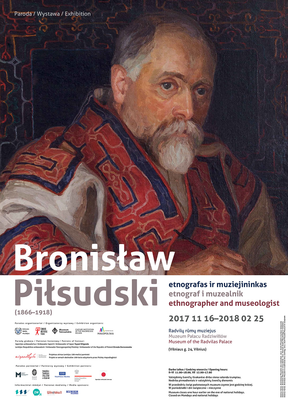 BRONISŁAW PIŁSUDSKI (1866-1918). ETNOGRAF I MUZEALNIK