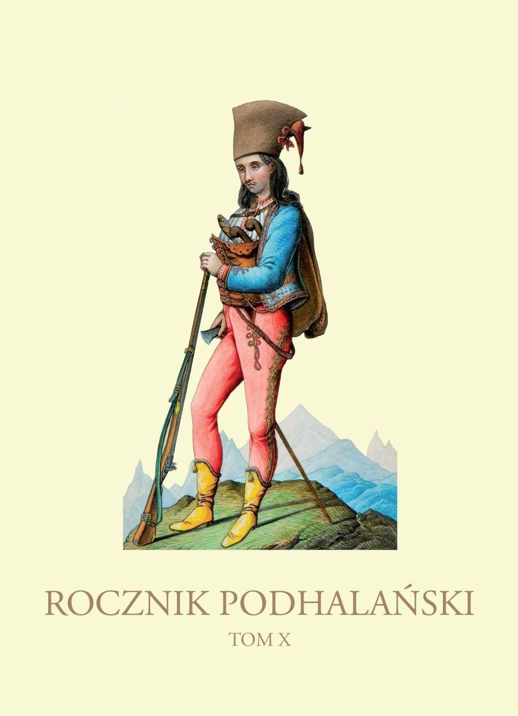 Rocznik Podhalański – tom X