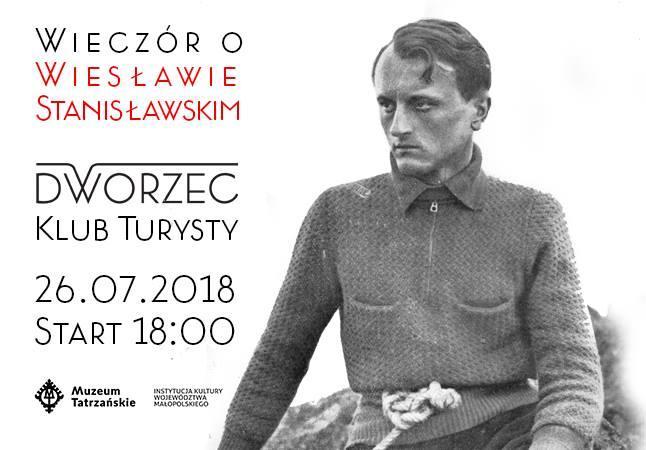Wieczór o Wiesławie Stanisławskim (grafika)