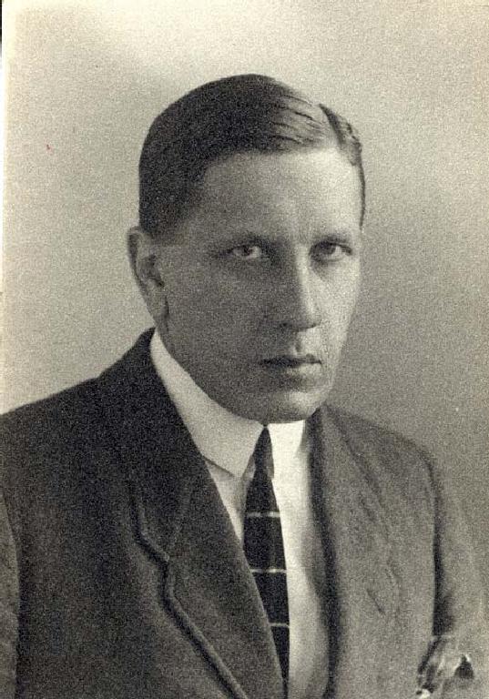 Roman Kordys fot. ok. 1933
