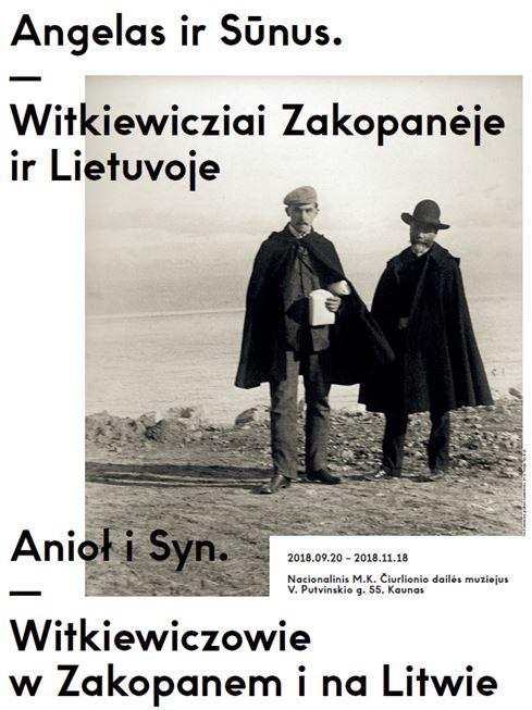 """""""ANIOŁ I SYN. WITKIEWICZOWIE W ZAKOPANEM I NA LITWIE"""""""