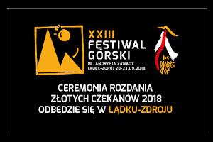 MUZEUM TATRZAŃSKIE NA XXIII FESTIWALU GÓRSKIM W LĄDKU ZDROJU 20/23-09-2018
