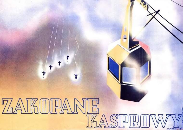 WYSTAWA CZASOWA: ZAKOPANE ZAPRASZA. PLAKATY 1906-1948