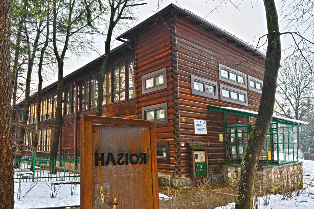 Budynek Galerii Hasiora