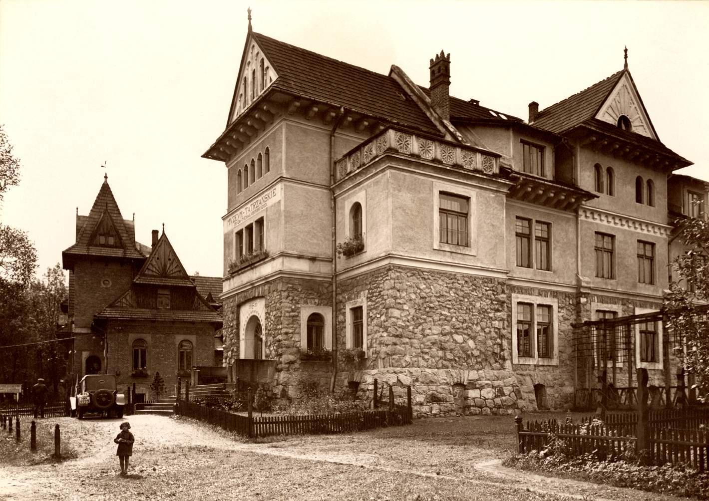Wszystkie filie Muzeum Tatrzańskiego są nieczynne w dniach 7 listopada – 31 stycznia.