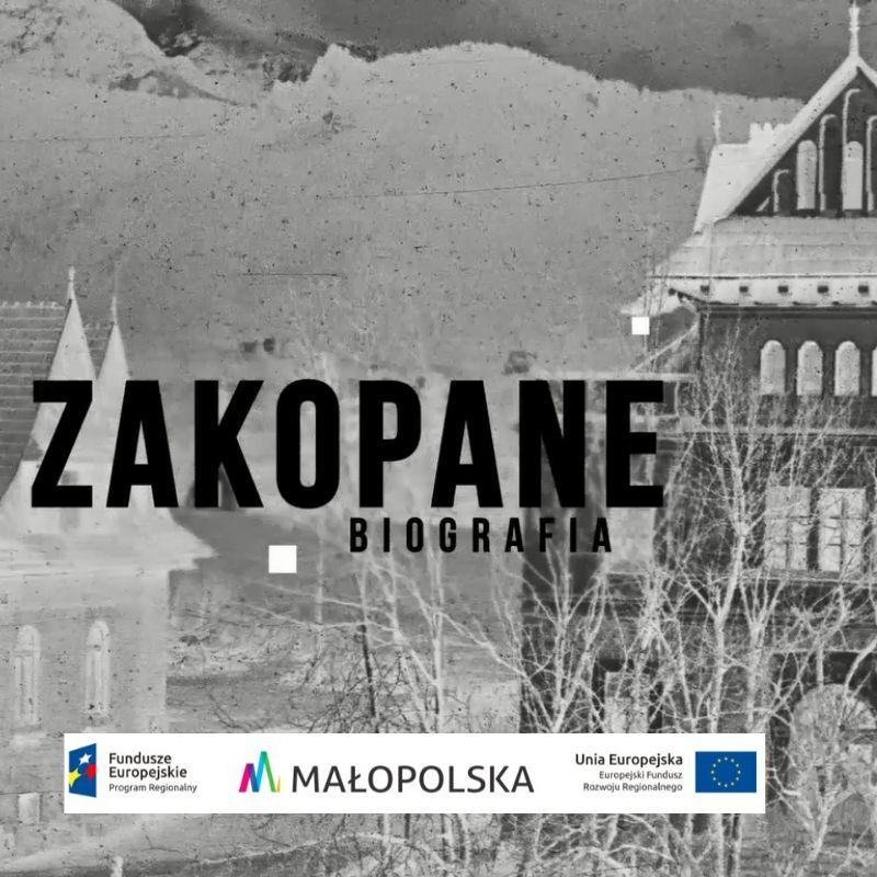 Zakopane Biografia, Fundusze Europejskie, Małopolska, Unia Europejska Europejski Fundusz Rozwoju Regionalnego