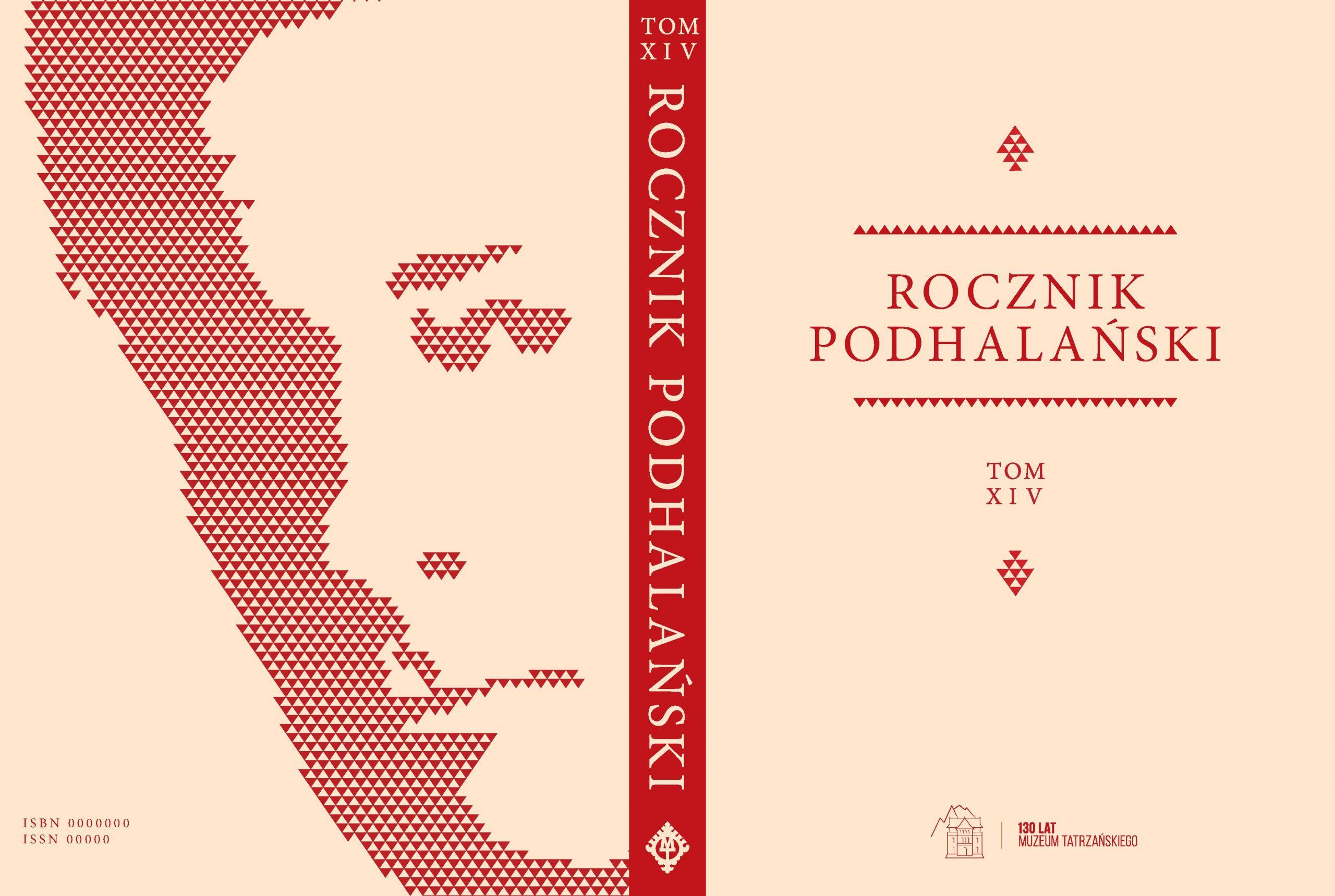 """Trwają prace nad kolejnym tomem """"Rocznika Podhalańskiego""""."""