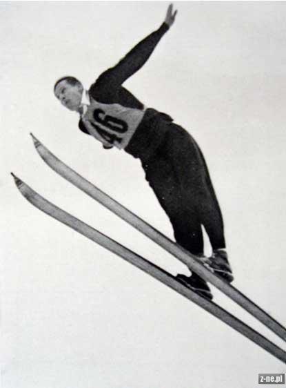 18 czerwca minęła 107. rocznica urodzin Stanisława Marusarza, polskiego skoczka narciarskiego, dwuboisty i alpejczyka