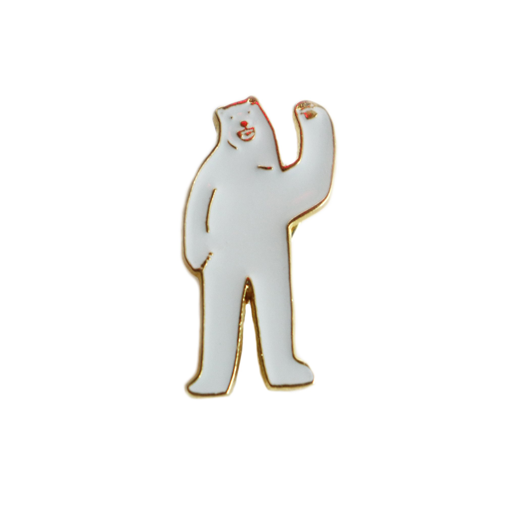 Zakopiny - biały niedźwiedź