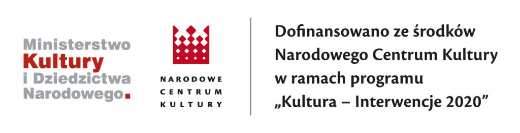 logo programu Kultura Interwencje