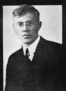portret Mieczysława Szczuki z Warszawy