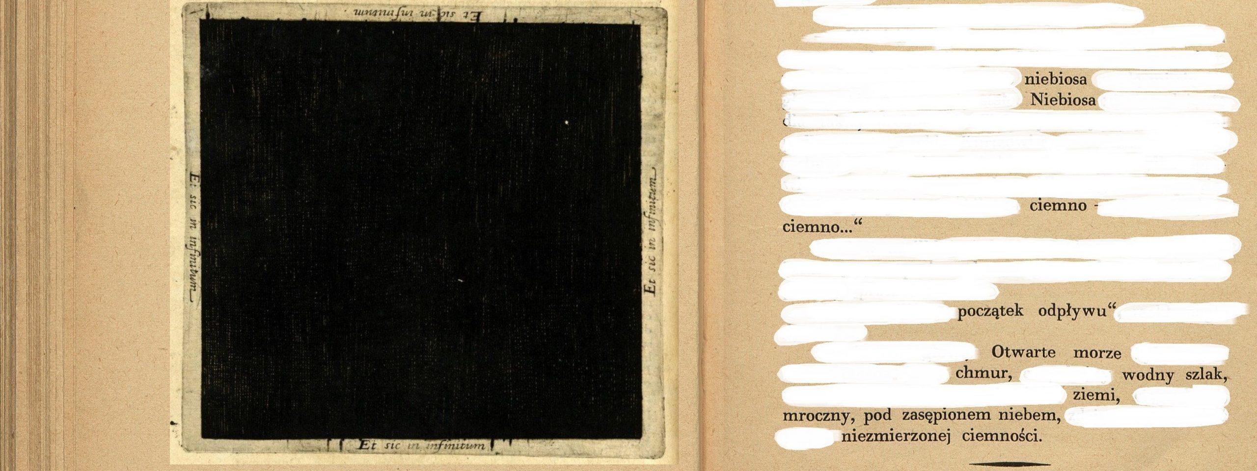 W ciemność: Conrad, Morrison, Witkiewicz i inni.