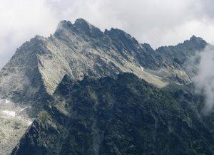 panorama tatrzańskich szczytów
