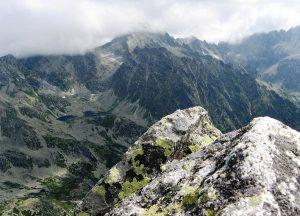 rozległa panorama Tatr