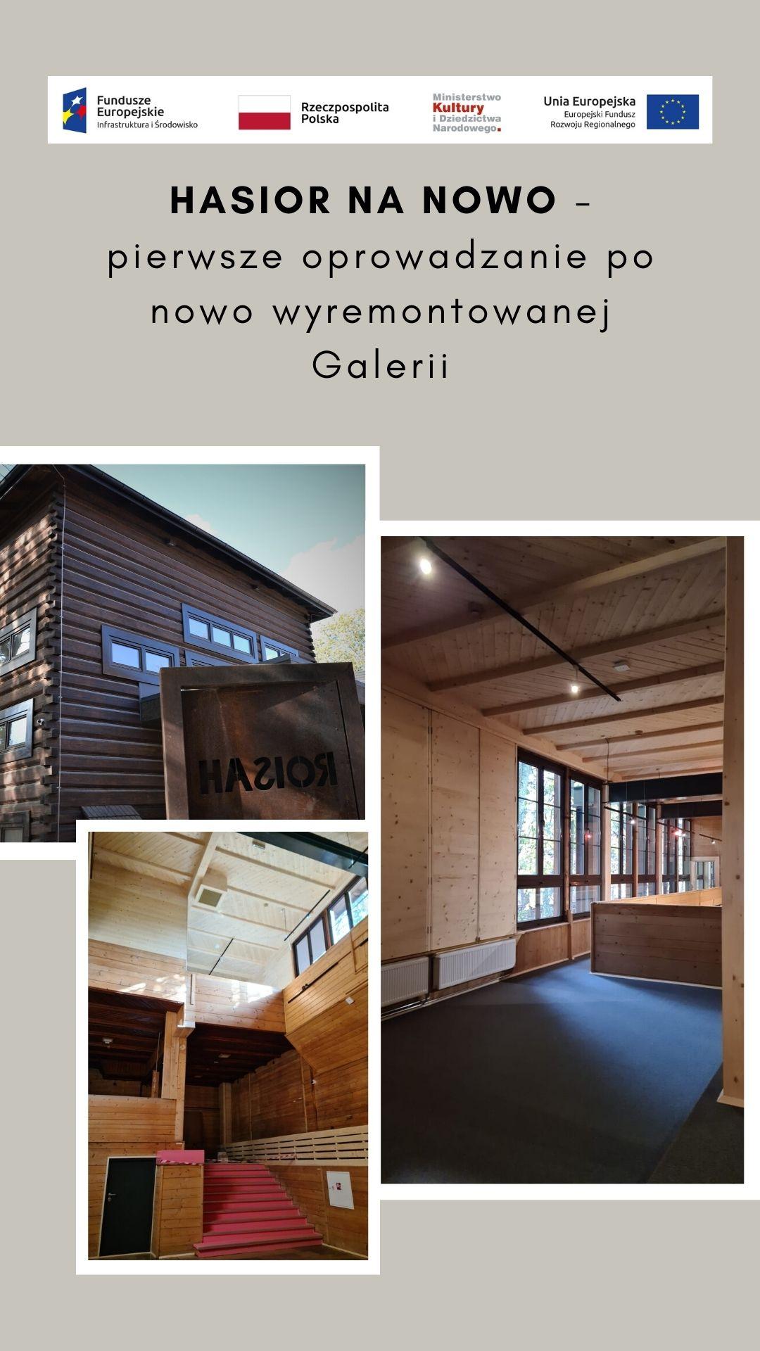 Hasior na nowo – WIRTUALNE (tylko online)  oprowadzanie po galerii.