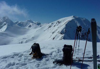 Tajemnicze Tatry, Część 24 Wędrówka w stronę szczytu Łopaty