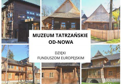MUZEUM TATRZAŃSKIE OD-NOWA