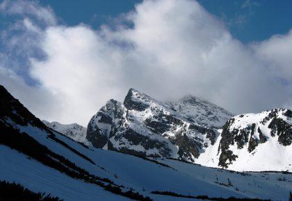 Tajemnicze Tatry, część 27 Legendarna Przełęcz Krzyżne (2112 m.n.p.m)