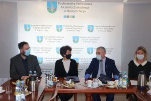 podpisanie porozumienia Muzeum Tatrzańskie PPSZ