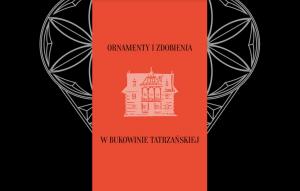 Ornamenty i zdobienia w Bukowinie Tatrzanskiej - okładka kolor