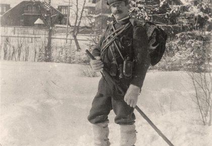 Mariusz Zaruski  – człowiek morza i gór (wspomnienie w 80-tą rocznicę śmierci)