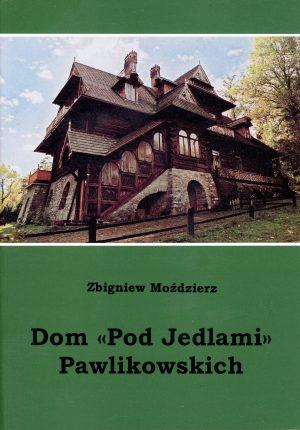 okładk kolor, Dom pod Jedlami