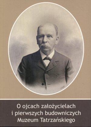 okładka w kolorze sepii, portret Adolfa Scholtze