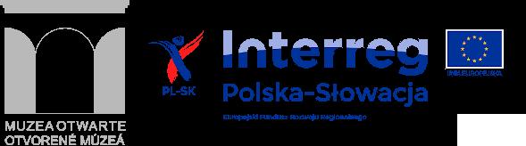 Muzea Otwarte, Interreg Polska-Słowacja, Europejski Fundusz Rozwoju Regionalnego