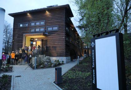 Galeria Władysława Hasiora ponownie otwarta dla zwiedzających.