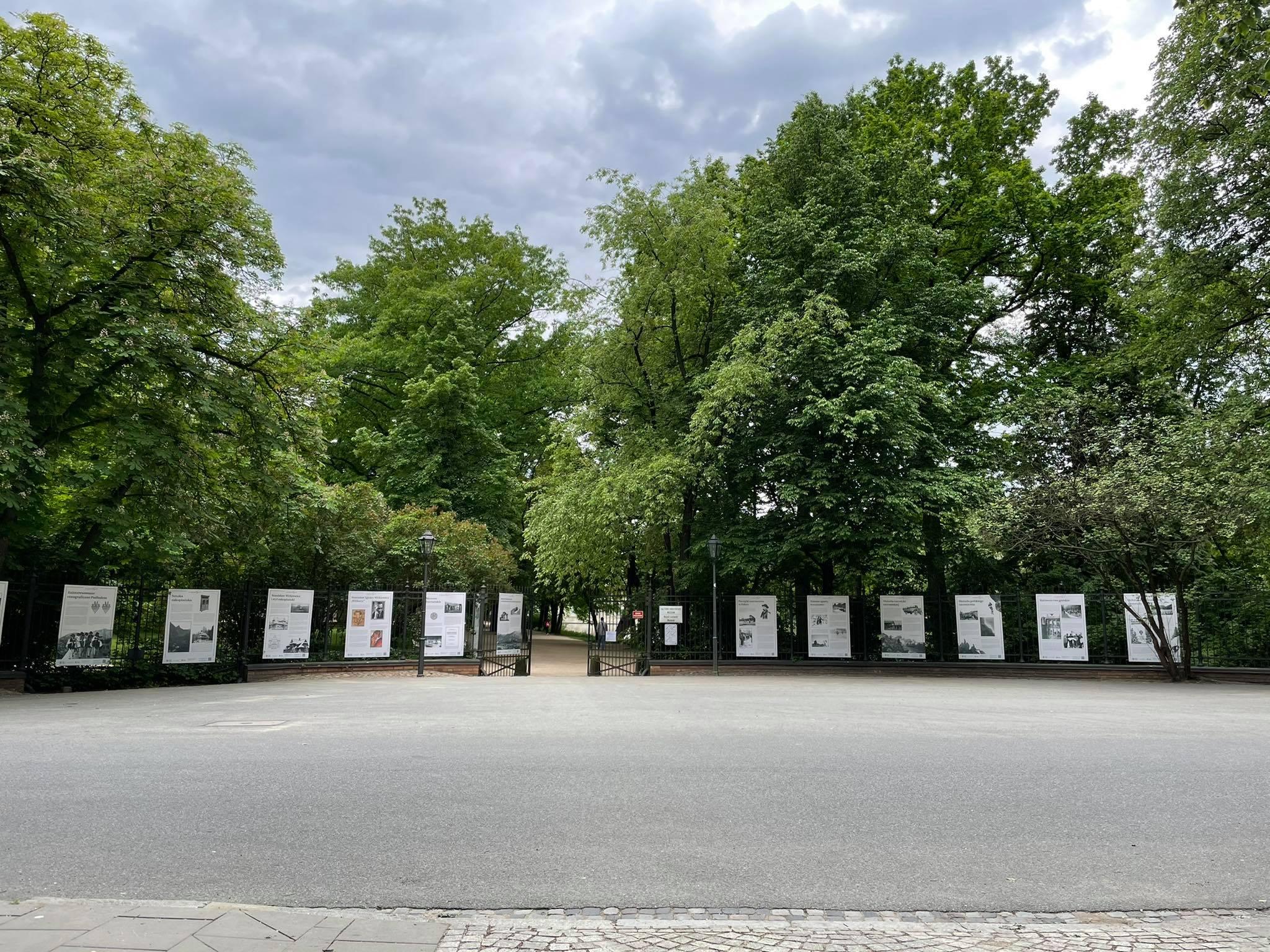 Tatrzańska Niepodległa – wernisaż online