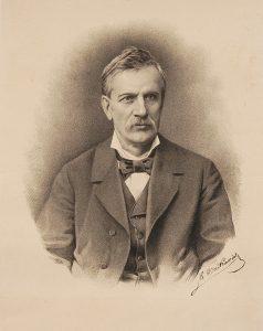 na archiwalnej fotografii dr Tytus Chałubiński