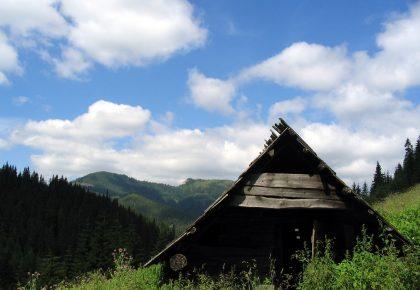 Tajemnicze Tatry, odcinek 40 Magiczny świat tatrzańskich szałasów