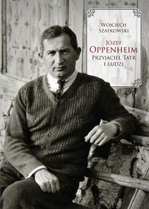 okładka książki o Józefie Oppenheimie