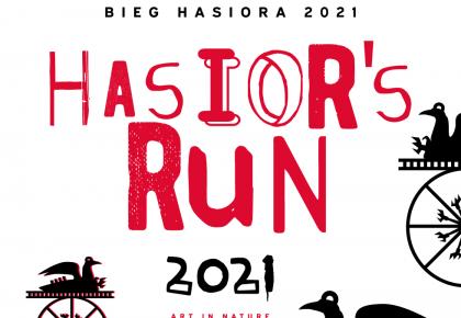 IV BIEG HASIORA 2021, #Hasior's Run 2021: Art in Nature