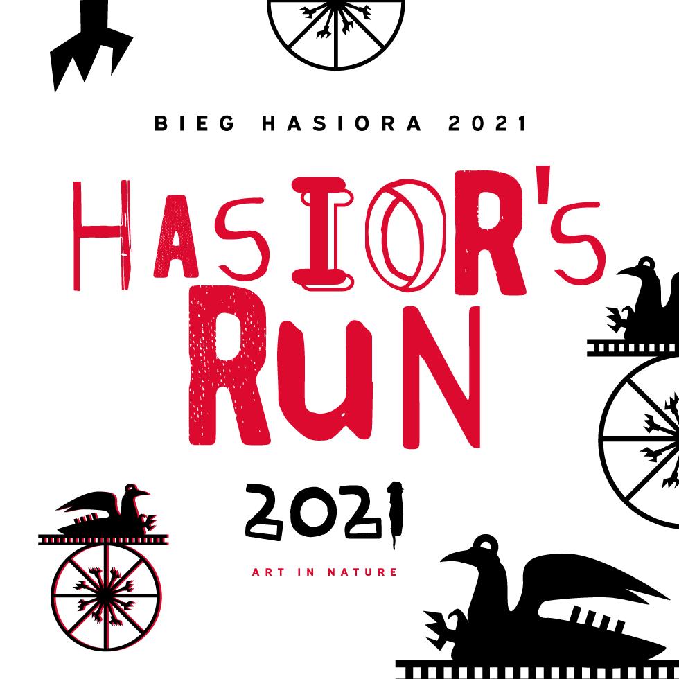 Bieg Hasiora 2021, Hasior's Run 2021, Art in Nature