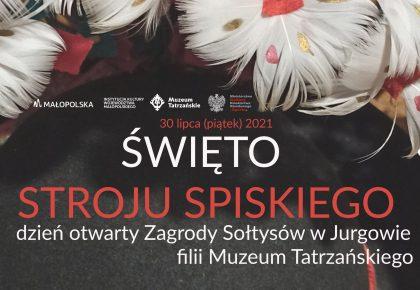 Święto stroju spiskiego w Jurgowie