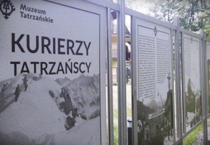"""Kurierzy tatrzańscy placówki ZWZ-AK """"Zagroda"""" na odcinku tatrzańskim 1939–1945"""