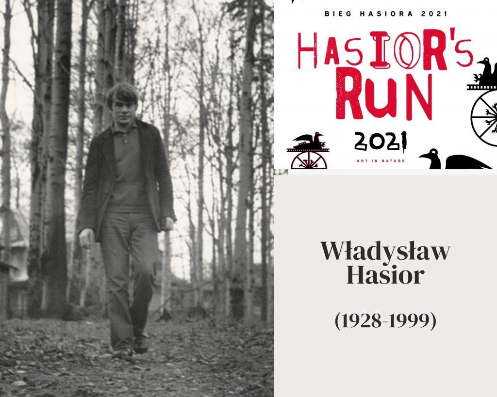 Bieg Hasiora, Hasior's Run 2021, Władysław Hasior 1928-1999